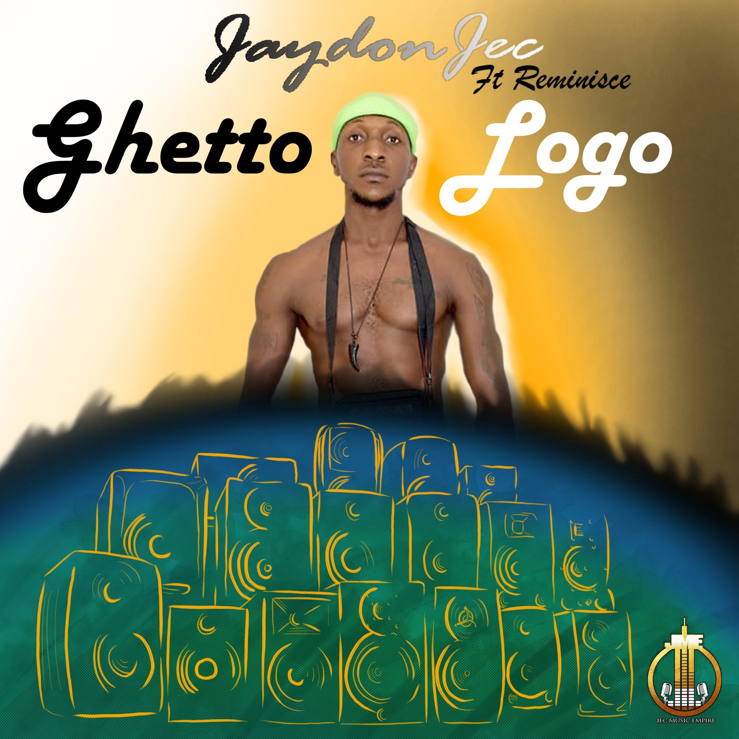 Ghetto Logo - Cover Art