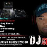 DJ Adex More, Indoor Party Mix